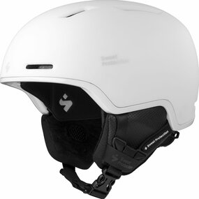 Sweet Protection Looper Ski & Snowboard Helm Satin White
